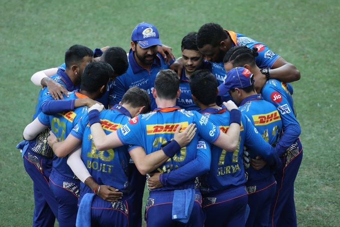 जीत के बाद भी ख़त्म हुई मुंबई इंडियंस का IPL 2021 का सफ़र, टूट गया मिथक