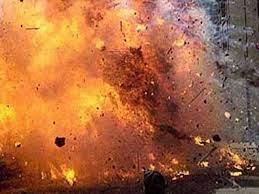 खेल-खेल में डिब्बे में रखा बम, फटने से पांच साल के बच्चे की मौत